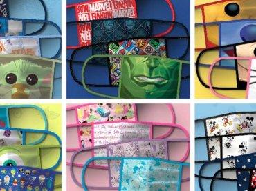 Disney lancia le mascherine contro il Covid-19: profitti in beneficenza