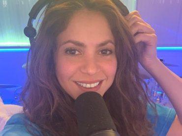 Shakira in studio di registrazione, arriva il nuovo disco