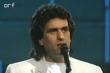 30 anni fa Toto Cutugno vinceva l'Eurovision (con la giacca macchiata dalla tinta) – video