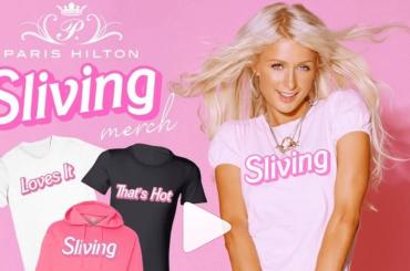 Sliving, Paris Hilton lancia la sua collezione che raccoglie fondi contro il Covid-19