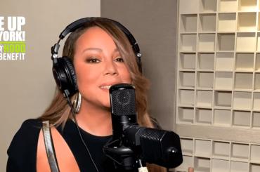 Rise Up New York, Mariah Carey live con Through The Rain/Make It Happen – il video