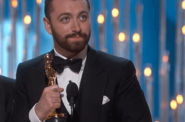 Sam Smith tiene l'Oscar in cassaforte: ecco i posti più strani per gli altri vincitori