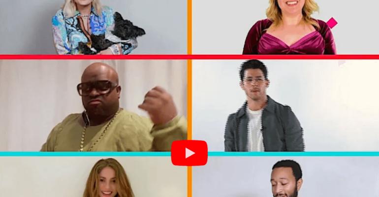 The Voice USA, i giudici cantano LIVE per la finalissima – video