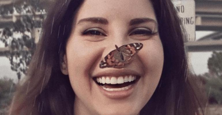 """""""Chemtrails Over the Country Club"""" è il nuovo disco di Lana Del Rey"""