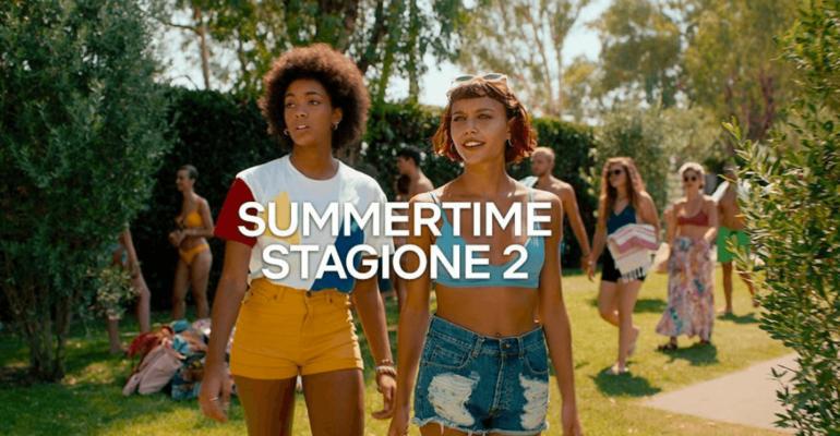 Summertime, Netflix ufficializza la stagione 2
