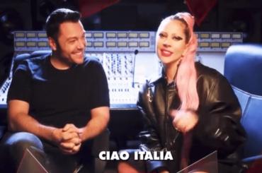 Tiziano Ferro intervista Lady Gaga per RTL 102.5 – il video di lancio