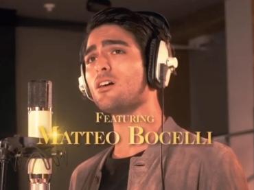 Matteo Bocelli canta Can You Feel The Love Tonight da Il Re Leone – il video