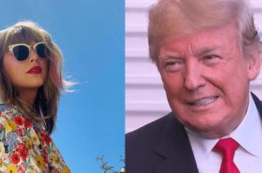 """Taylor Swift stronca Donald Trump su Twitter: """"A novembre voteremo per cacciarti dalla Casa Bianca"""""""