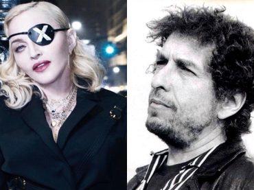 """""""L'intrattenimento pop non significa niente per me, ma Madonna è brava"""", parola di sua maestà Bob Dylan"""
