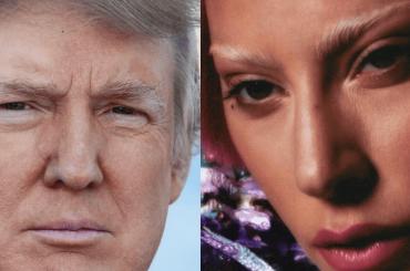 """Lady Gaga vs. Donald Trump: """"fa terrorismo"""" (e la sua 911 diventa virale con il ban Twitter)"""
