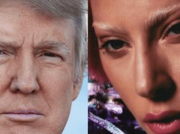 """Lady Gaga vs. Donald Trump, """"ha fallito, è sciocco e razzista, è tempo di cambiare"""""""