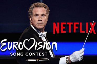 Eurovision Song Contest – Il film in arrivo  su Netflix il 26 giugno