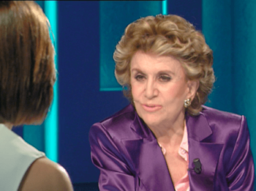 """Storie Maledette, Franca Leosini: """"solo due puntate causa Covid-19, ho intervistato Francesco Rocca e Sonia Bracciale"""""""