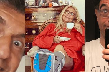 "Mara Venier vs. Gianni Ippoliti e Tiberio Timperi: ""Siete due poveracci"""