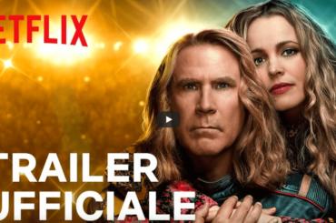 EUROVISION SONG CONTEST: la storia dei Fire Saga, il trailer italiano del film Netflix