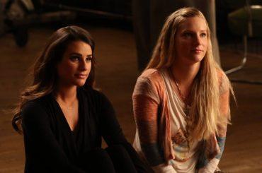 """Heather Morris di Glee """"difende"""" Lea Michele: """"È stato molto difficile lavorare con lei, ma non è razzista"""""""