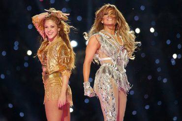Shakira e Jennifer Lopez, il loro show del Super Bowl candidato a 4 Emmy 2020