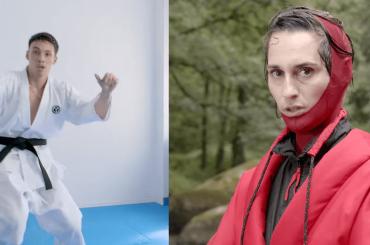 Karaté, il nuovo video di YELLE