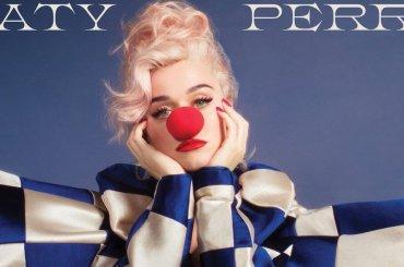 Smile di Katy Perry crolla alla 54esima posizione USA alla sua 2a settimana di vendite