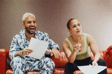 Jennifer Lopez e Maluma, arriva il duetto