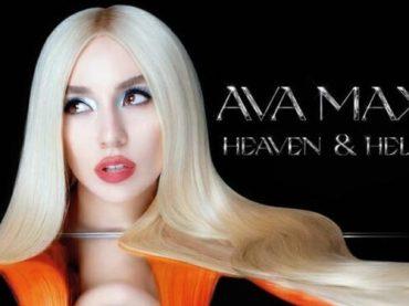 """""""Heaven & Hell"""", copertina e data d'uscita del primo album di Ava Max"""