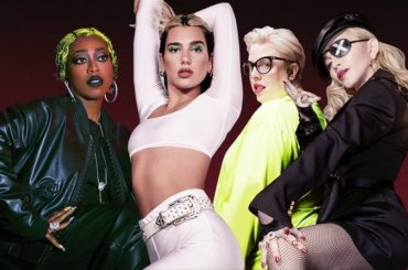 LEVITATING, Dua Lipa annuncia il remix con Madonna e Missy Elliott – audio