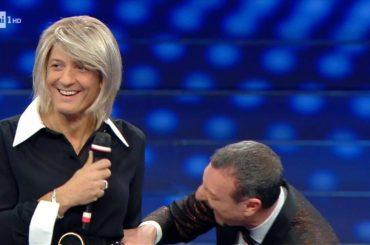 """""""Maria De Filippi a Sanremo 2021? A oggi tutto è possibile"""", parola di Amadeus"""