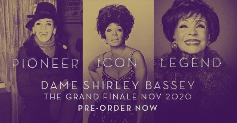 Shirley Bassey, nuovo album celebrativo a 83 anni