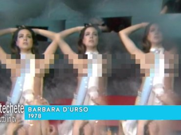Techetechete boom, la puntata dei debutti (con Barbara d'Urso in topless) sbanca l'Auditel – VIDEO