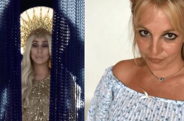 """Cher in difesa di Britney Spears, """"la stanno mungendo per soldi"""""""