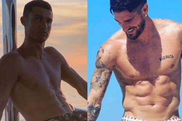 Calciatori (e sportivi) in costume, le foto social Estate 2020 – Parte 5