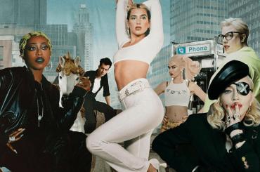 Club Future Nostalgia, ecco il disco remix di Dua Lipa