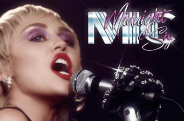 Midnight Sky  di Miley Cyrus, il nuovo singolo ha una data d'uscita – la cover
