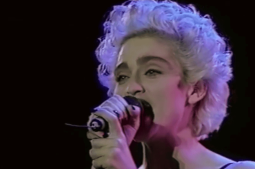 Techetechetè omaggia Madonna e il concerto di Torino del 1987 – VIDEO