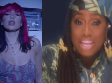 Levitating di DUA LIPA, nel video del REMIX Madonna GRANDE ASSENTE (a differenza di Missy Elliott)