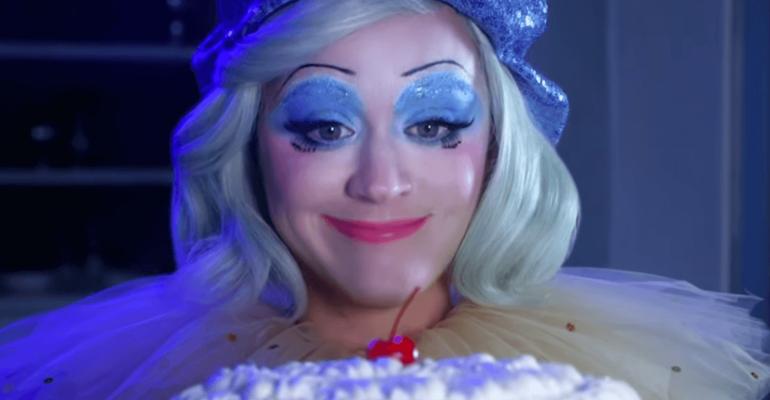 Smile di Katy Perry, il video ufficiale