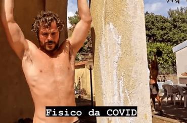 Guglielmo Scilla, trazioni social e fisichetto on line – le foto