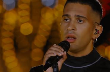 Mahmood incanta la Notte della Taranta con SABRI ALEEL, il video
