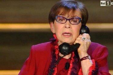 Addio a Franca Valeri, signora d'Italia