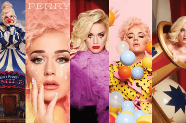 Katy Perry come Taylor Swift, arrivano 5 versioni alternative del disco Smile