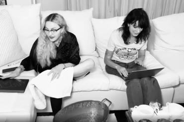 Madonna scrive una sceneggiatura con Diablo Cody, premio Oscar per Juno