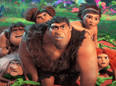 I Croods 2, primo trailer italiano del cartoon Universal
