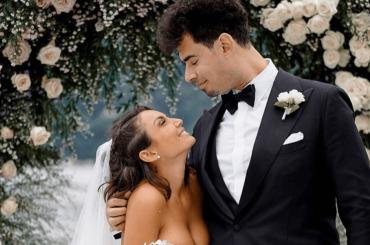 Elettra Lamborghini ha sposato Afrojack, le foto social