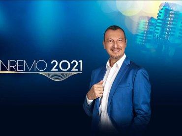 """Sanremo 2021, Amadeus e il sogno Abba: """"Chi non li vorrebbe? Ma magari!"""""""