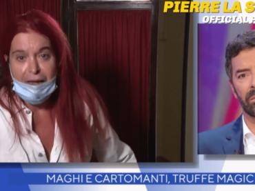 Pierre La Sultana vs. Alberto Matano, l'epico scontro a La Vita in Diretta – video