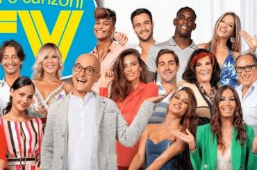 GF VIP, ecco la cover di Tv Sorrisi e Canzoni con tutti i concorrenti (con spot tv)