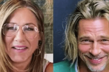 Jennifer Aniston e Brad Pitt, clamorosa reunion on line contro il Coronavirus
