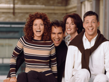 Will and Grace, 22 anni fa la primissima puntata