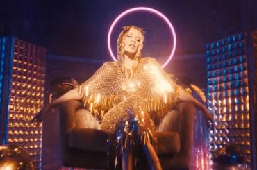 Magic di Kylie Minogue, ecco il video ufficiale
