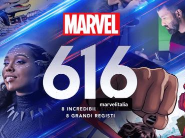 Marvel 616, primo trailer della docuserie Disney Plus che spazia tra narrazione, cultura pop e fandom